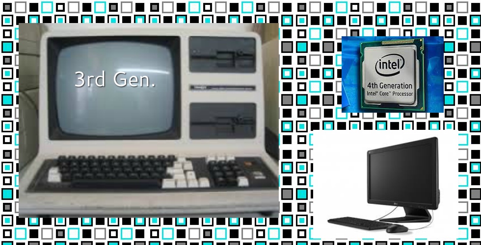 3rd Generation4th Generation Computers